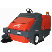 Hako Powerboss 134cm Armadillo 6XR Industrial Sweeper