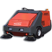 Hako Powerboss 158cm Armadillo 9XR Industrial Sweeper