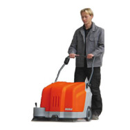 Hamster 500E Battery Floor Sweeper