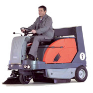 Jonas 1200 Industrial Floor Sweeper