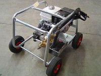 Kerrick HH4015 Electric Start