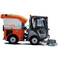 Citymaster 1200 City Outdoor Scrubber Sweeper