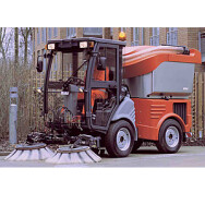 Citymaster 1200 Outdoor Footpath and Street Sweeper