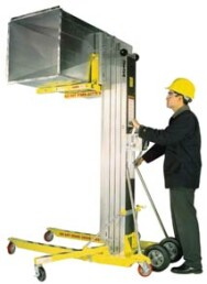 Material Lifts Series 2100
