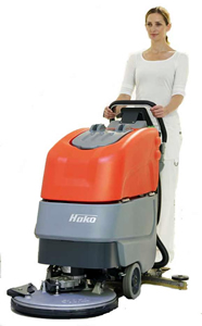Hakomatic B45/B45 CL Floor Scrubber