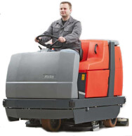 Hakomatic B1050 Floor Scrubber
