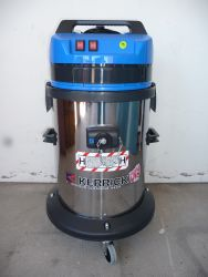Twin Motor Hazardous Vacuum